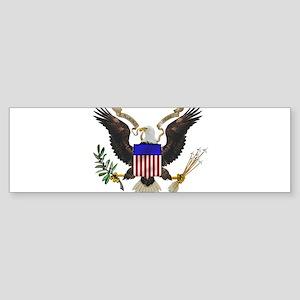 Great Seal Eagle Sticker (Bumper)