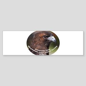 Ambassador Horus Oval Bumper Sticker