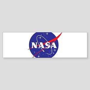 NASA Logo Sticker (Bumper)