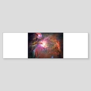 Orion Nebula (M42 / NGC 1976) Bumper Sticker