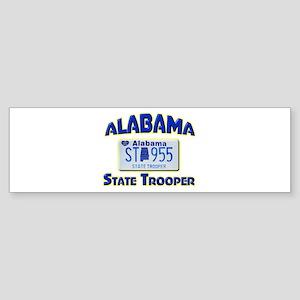Alabama State Trooper Sticker (Bumper)