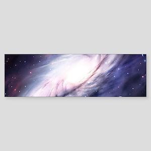 Milky Way Bumper Sticker