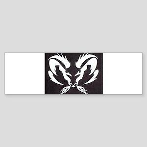 Ram Sign Bumper Sticker