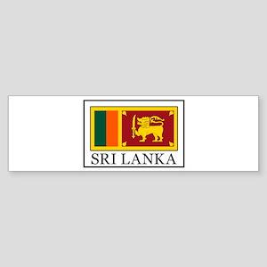 Sri Lanka Bumper Sticker