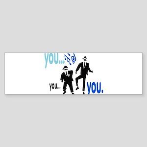 Brothers Bumper Sticker