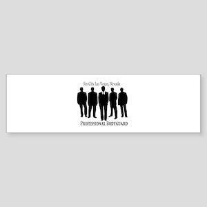 New Section Sticker (Bumper)