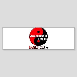Eagle Claw Sticker (Bumper)