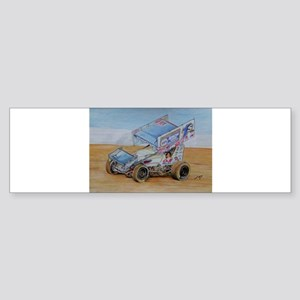 1S at Lincoln Bumper Sticker
