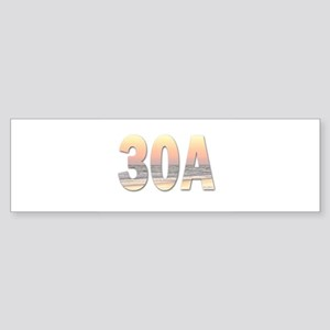 30A Bumper Sticker
