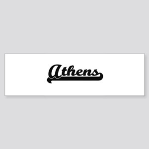 I love Athens Georgia Bumper Sticker