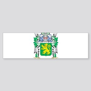 Duffy Coat of Arms (Family Crest) Bumper Sticker