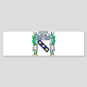 Ralston Coat of Arms - Family Crest Bumper Sticker