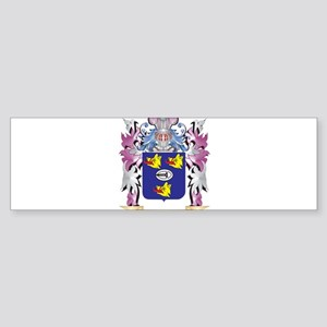 Ferguson Coat of Arms (Family Crest Bumper Sticker