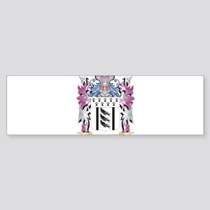 Snodgrass Coat of Arms - Family Cre Bumper Sticker