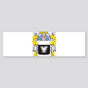 Bridgewater Coat of Arms - Family C Bumper Sticker
