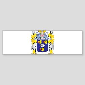 Ferguson Coat of Arms - Family Cres Bumper Sticker