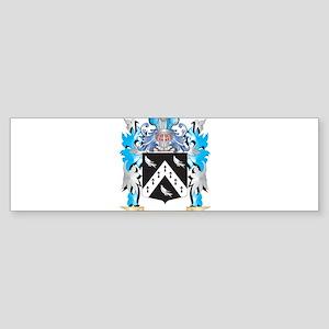 Lar Coat of Arms - Family Crest Bumper Sticker