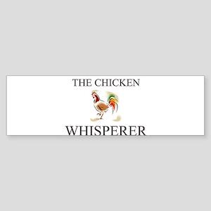 The Chicken Whisperer Bumper Sticker