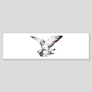 Pigeon Love Sticker (Bumper)