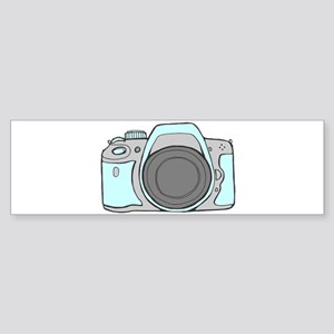 Mint Camera DSLR Bumper Sticker