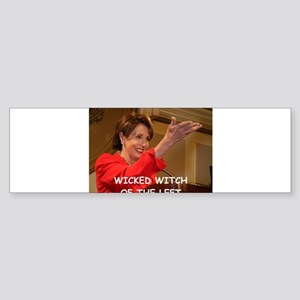 anti pelosi Bumper Sticker
