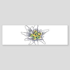 Edelweiss Sticker (Bumper)