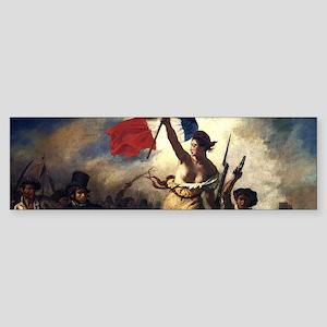 Eugène Delacroix French Revolution Painting Bumper