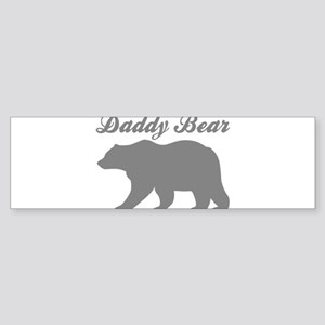 Daddy Bear Sticker (Bumper)