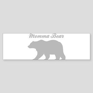 Momma Bear Bumper Sticker