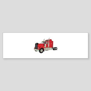 Kenworth Tractor Bumper Sticker