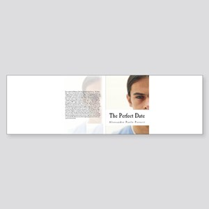 Angel Darkside The Perfect Date Sticker (Bumper)