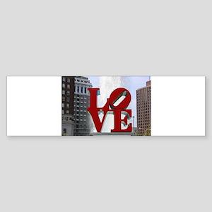Love Park Sticker (Bumper)