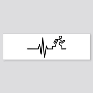 Runner frequency Sticker (Bumper)