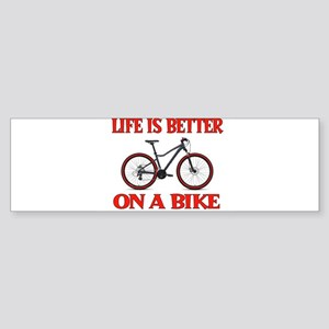 BIKE Bumper Sticker