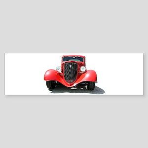 Helaine's Hot Rod Bumper Sticker