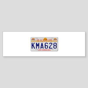 KMA 628 Bumper Sticker