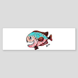 chompers Bumper Sticker