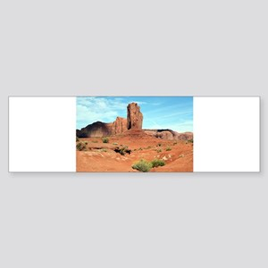 Monument Valley, Utah, USA 8 Bumper Sticker