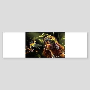 Dragon Fly, Fairy Bumper Sticker