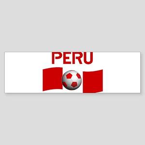 TEAM PERU Bumper Sticker