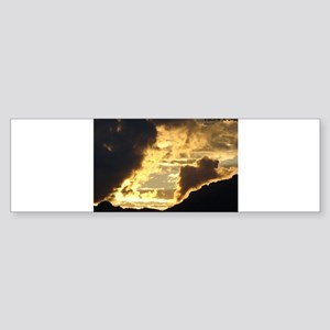 Mount Lemmon Sunset Bumper Sticker
