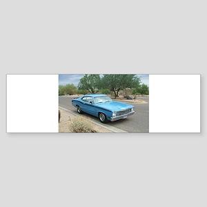 Duster Bumper Sticker