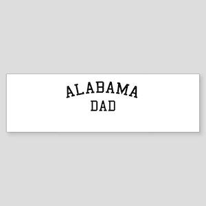 Alabama Dad Bumper Sticker