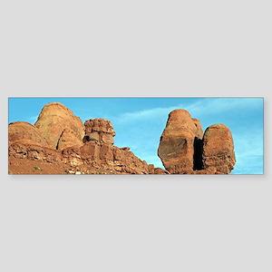 Monument Valley, Utah, USA 9 Bumper Sticker