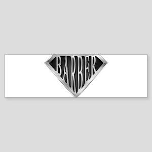 spr_barber_chrm Sticker (Bumper)