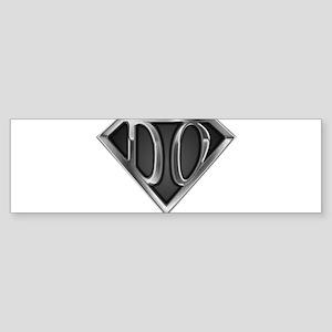 spr_do2_chrm Sticker (Bumper)