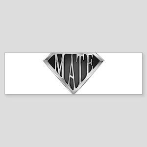 spr_mate_chrm Sticker (Bumper)