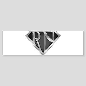 spr_rn3_chrm Sticker (Bumper)