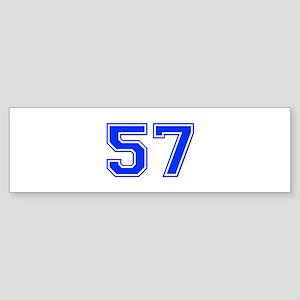 57 Bumper Sticker