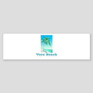 Vero Beach, Florida Bumper Sticker